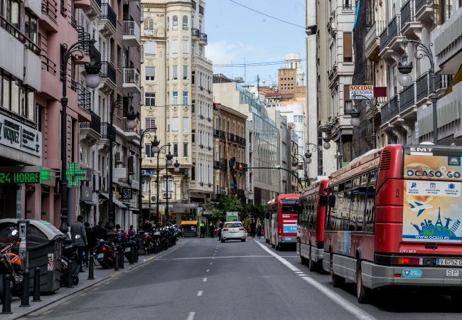 Apartment in Valencia / València - TH Atico Centro