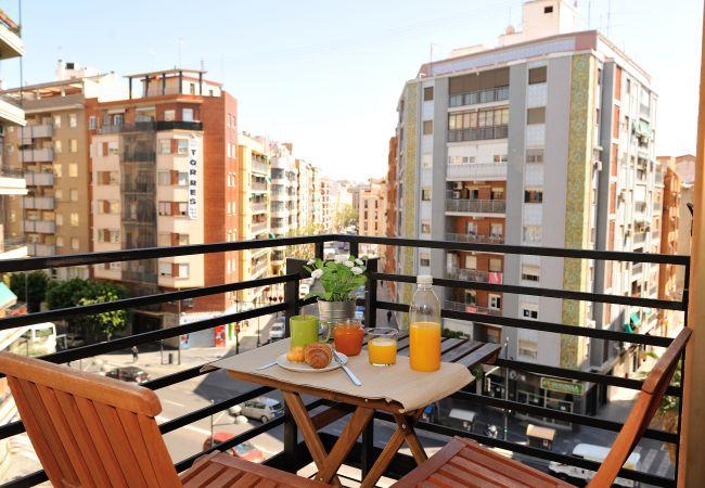 Apartment In Valencia / València   Travel Habitat Ruzafa ...