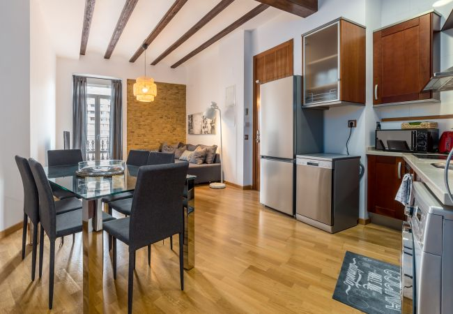 Apartment in Valencia / València - TH Jardines B.