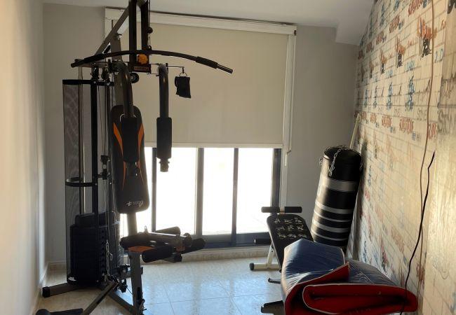 Apartment in Puçol - TH Dúplex con encanto cerca de la playa en Puzol